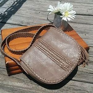 👜SASHA+SOFI faux leather crossbody bag Inv4/30👜